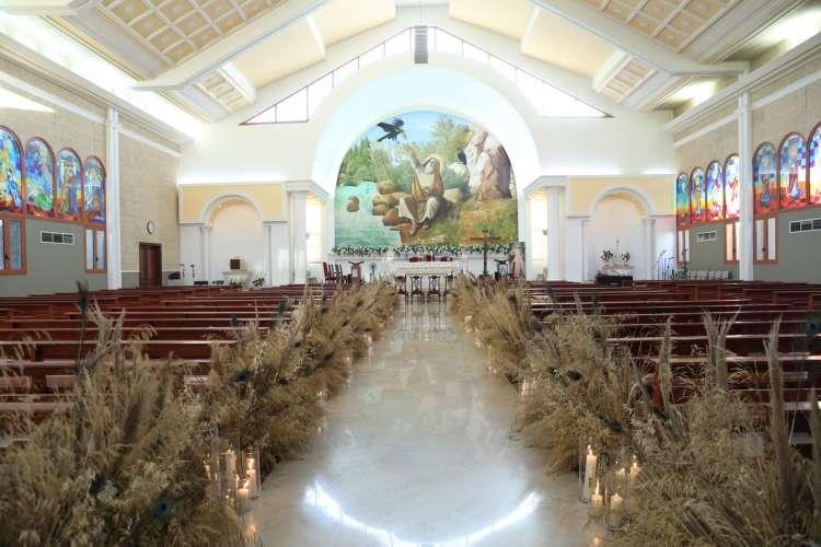 Boho Rustic Wedding in Lebanon