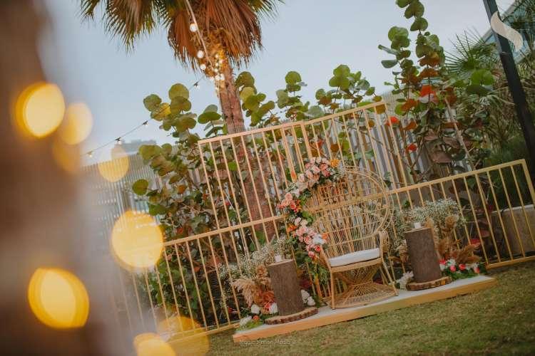 Indian Rustic Wedding Theme
