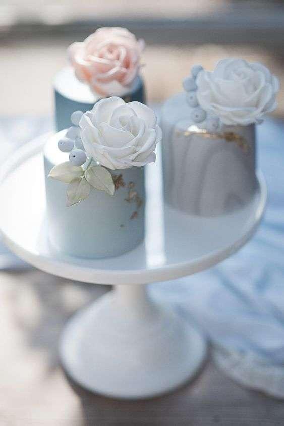 Single Serving Wedding Cakes