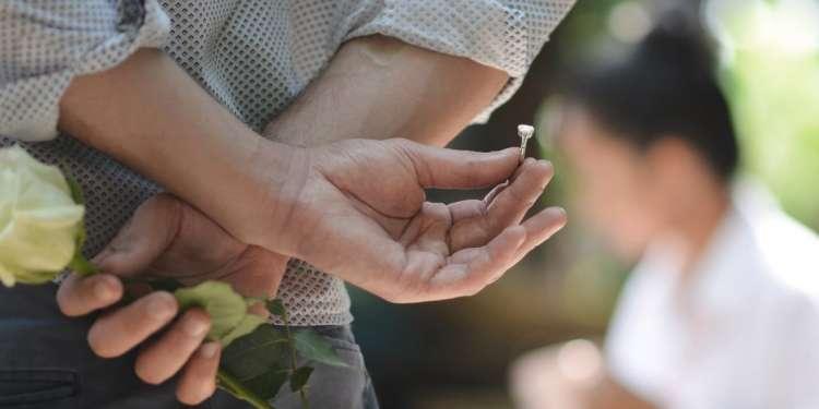 Secret Marriage Proposal