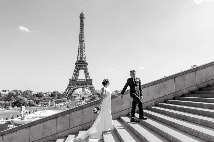 An Elopement Wedding in Paris 2