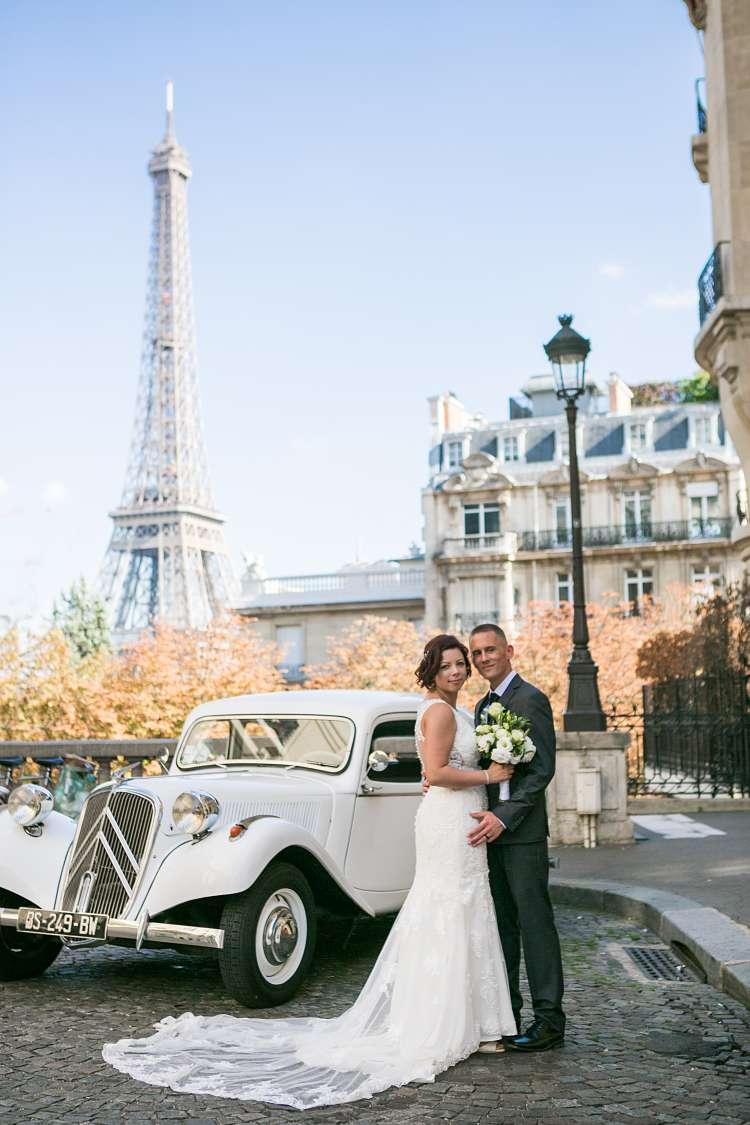 An Elopement Wedding in Paris 1