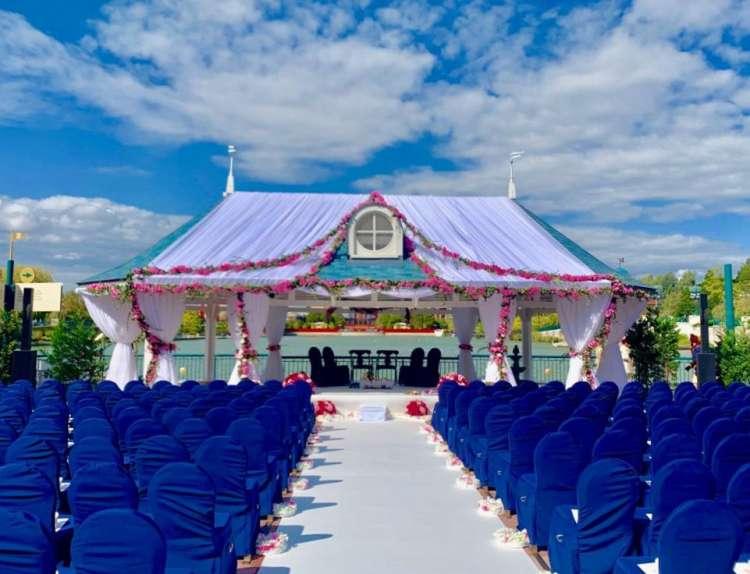 A Fairy-Tale Wedding in Disneyland Paris 2