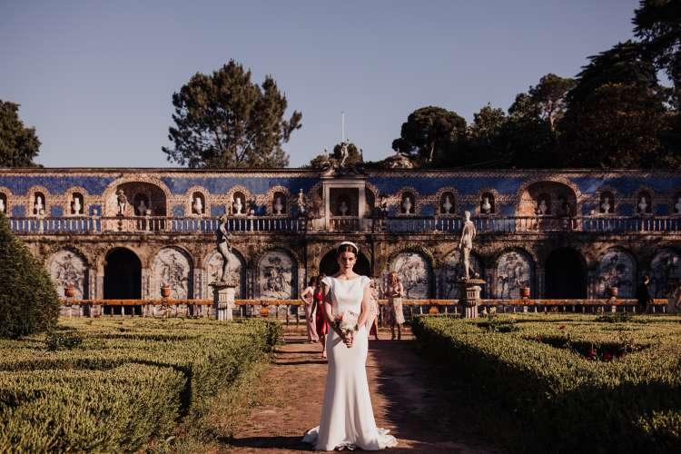 Romantic and Elegant Wedding in Portugal 4