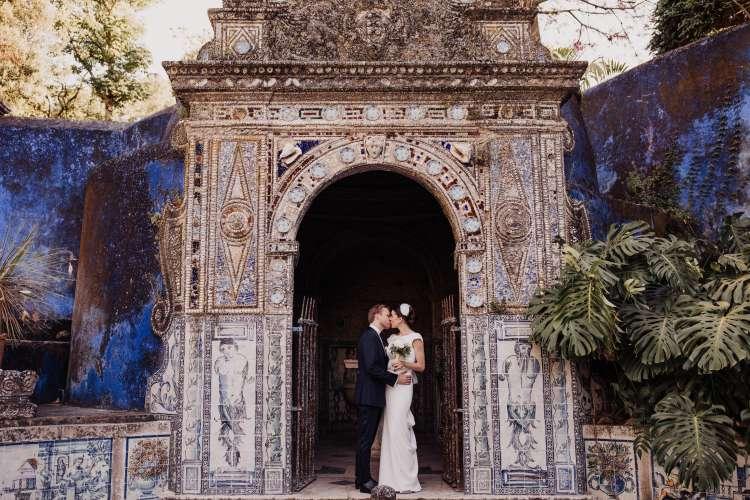 Romantic and Elegant Wedding in Portugal 3
