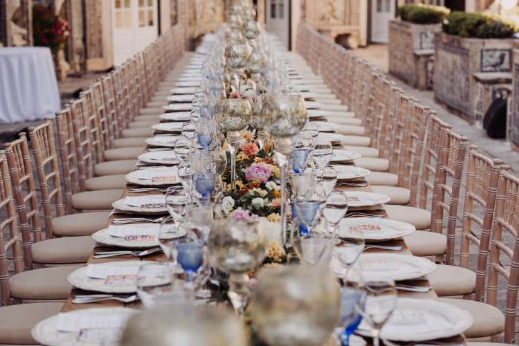 Romantic and Elegant Wedding in Portugal 2