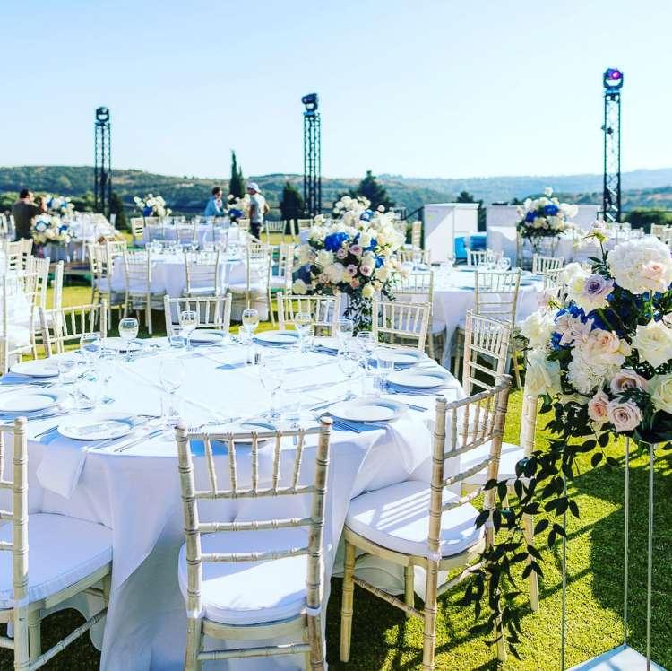 Weddings at Minthis Golf Resort