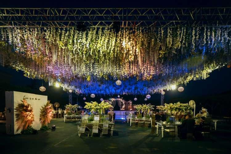 Floral Installation Cairo