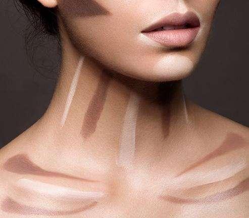 Neck Makeup