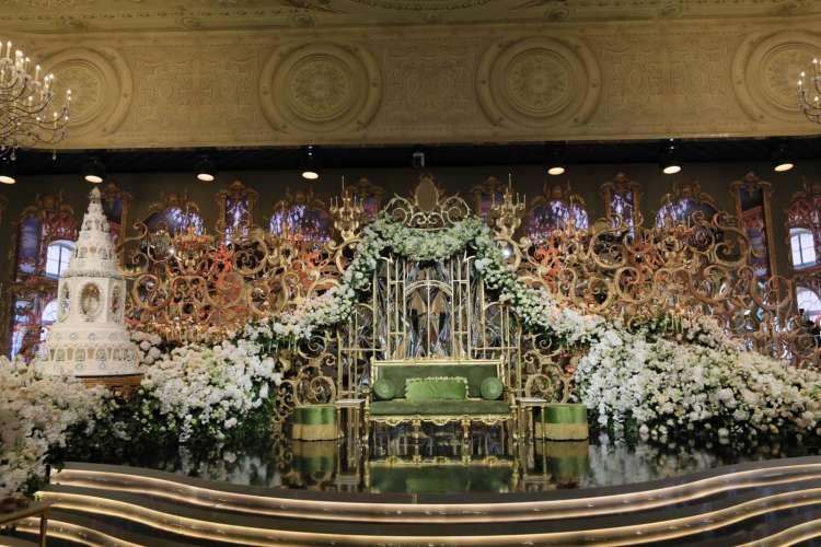 Luxury Wedding in Doha