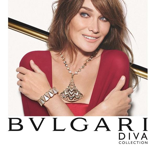 "BVLGARI's Beautiful 2015 Collection ""DIVA"""