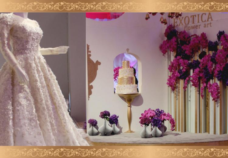 استعدادات معرض أعراسنا الدولي الخامس عشر في الرياض