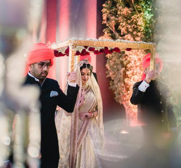 Bollywood Star Asin Gets Married to Billionaire Rahul in Luxury Wedding