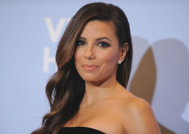 Eva Longoria Not Confirming Victoria Beckham as Her Wedding Dress Designer