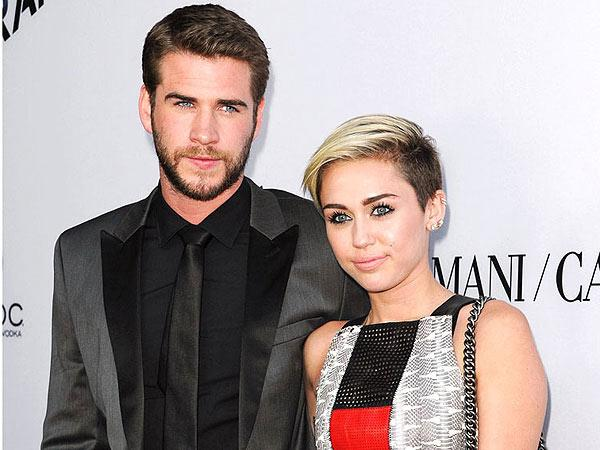 More Details On Miley Cyrus and Liam Hemsworth Engagement