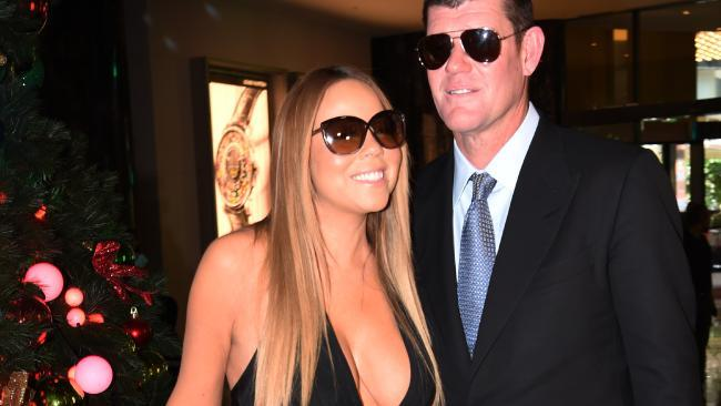 Details On Mariah Carey and James Packer's Wedding
