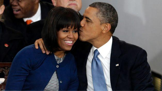 Story of Barack Obama's First Date with Michelle to Feature in Debuting Film