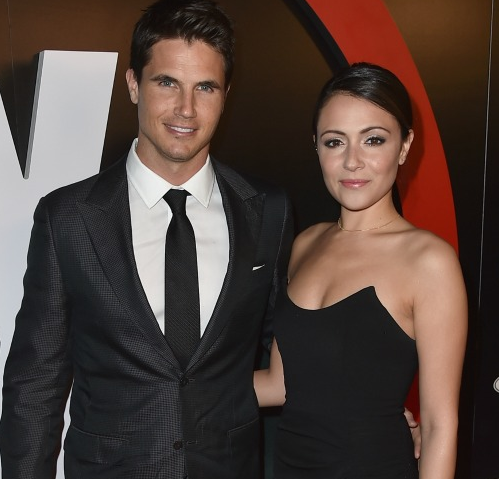Robbie Amell and Italia Ricci's Wedding Details Revealed