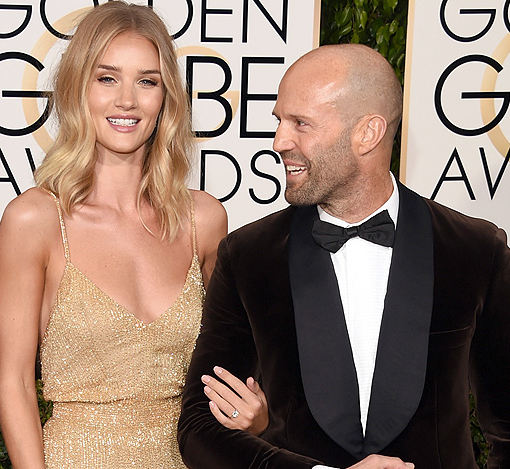 Rosie Huntington Whiteley's Engagement Ring Revealed