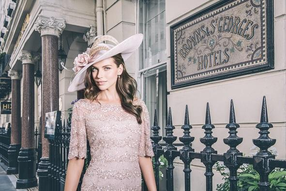 Discover The Perfect Hat with Vivien Sheriff at Brown's Hotel