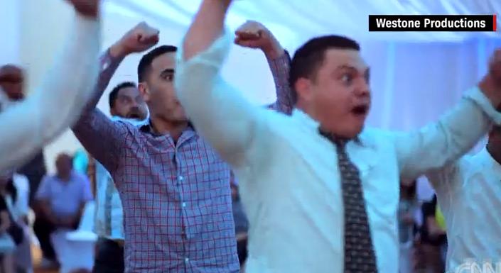 Video Of Wedding Guests Performing a Haka Goes Viral