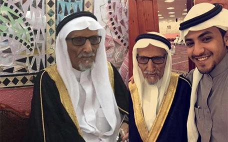 90 Year Old Saudi Man Gets Married