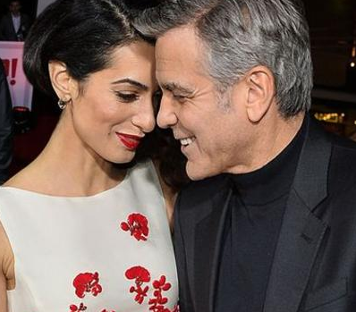 George Clooney Wants to Grow Old with Amal Alamuddin