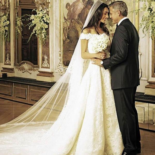 George Clooney Reveals How He Proposed to Amal Alamuddin