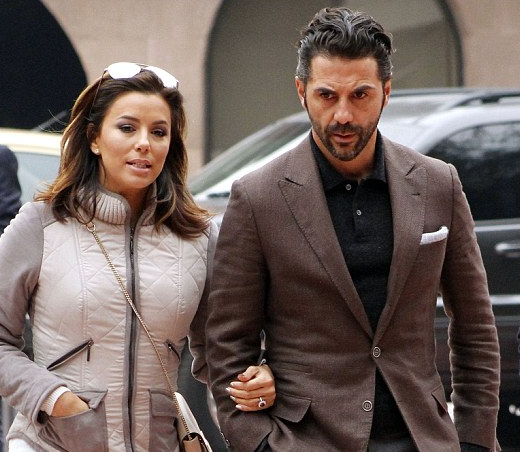 Eva Longoria Already Feels Married to Her Fiance