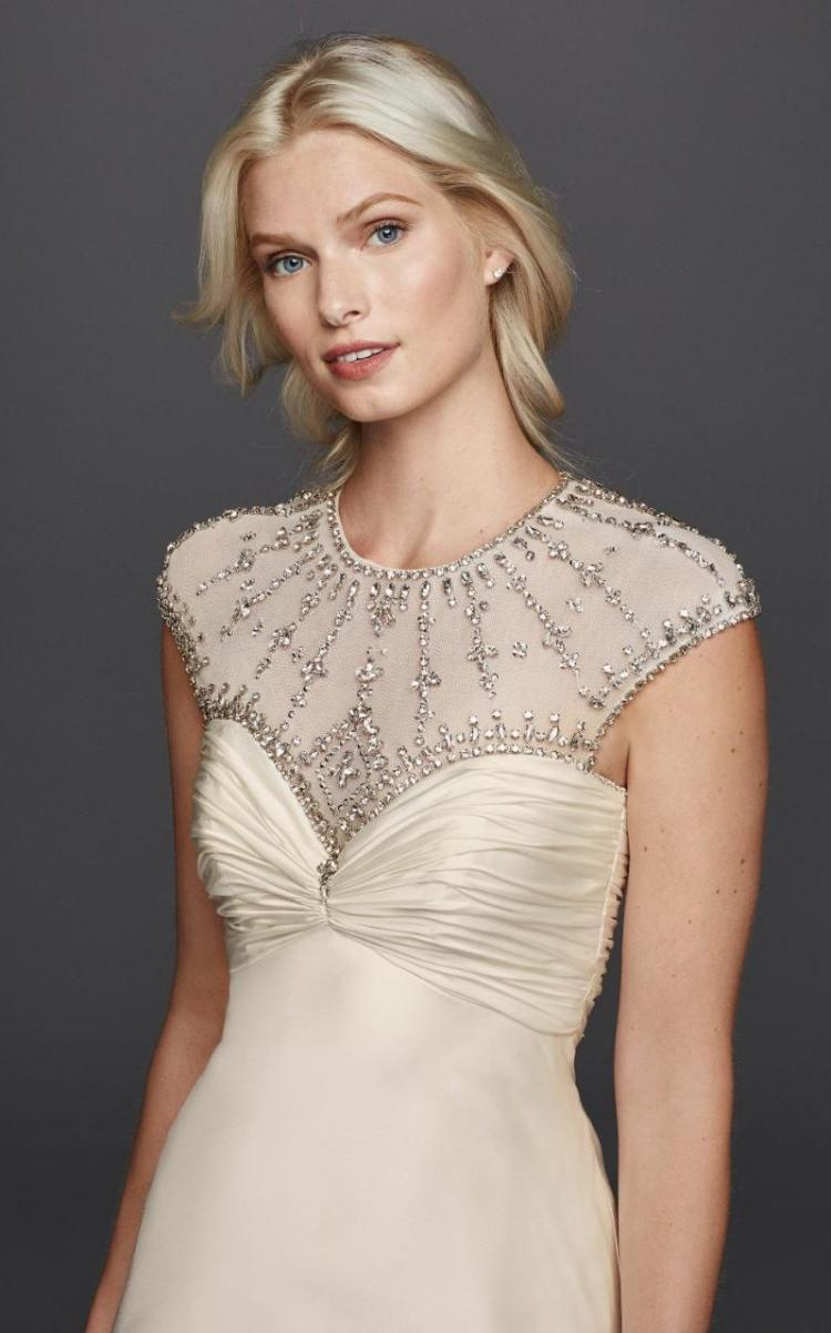 Jenny Packham Releases Affordable Wedding Dresses