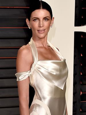 Pictures: Liberty Ross Recycles Her Wedding Dress For The Oscars 2016