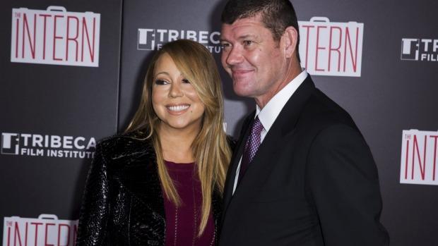 Mariah Carey is Planning a Triple Wedding