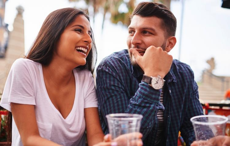 Study: Married Couples Become Each Other