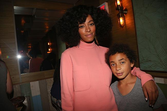 Solange Knowles Loses Her Wedding Ring