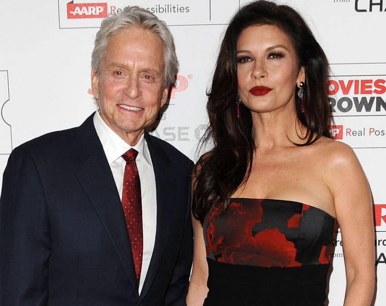 Catherine Zeta Jones Reveals The Place of Her Marriage Proposal