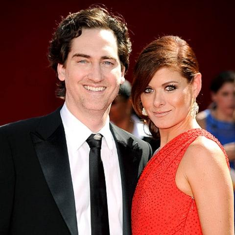 Debra Messing Is Officially Divorced
