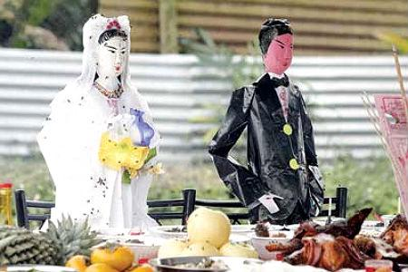 Thieves Found Selling Corpses for Ghost Marriage in China