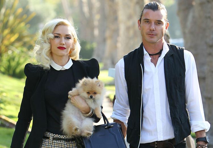 Gwen Stefani Tried to Fix Her Marriage