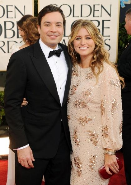 Jimmy Fallon Steps Out Without Wedding Ring