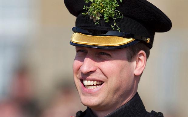 Prince William Attends Ex Girlfriend's Wedding in Kenya