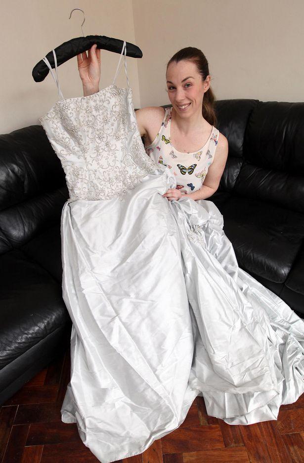 Bride Sells Wedding Gear Online for a Heartbreaking Reason