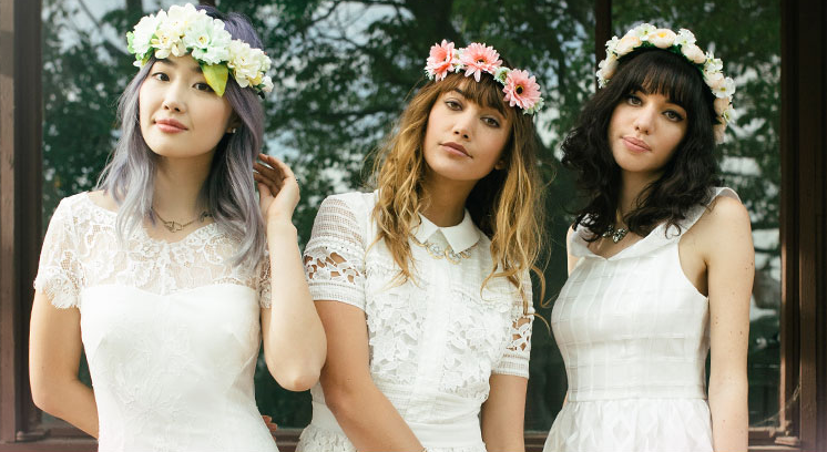 ModCloth Launches an Affordable Wedding Gown Line