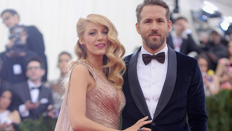 Blake Lively and Ryan Reynolds Are Expecting Their Second Baby