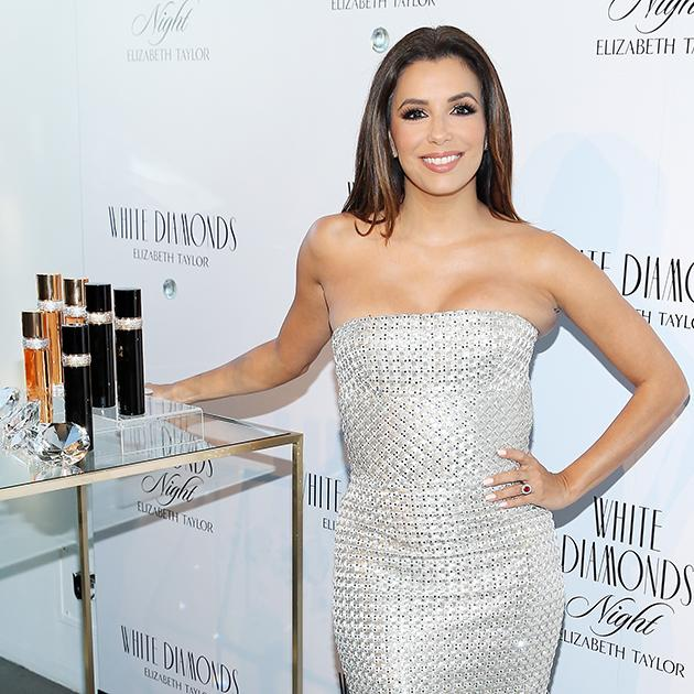 Eva Longoria Reveals Her Wedding Day Perfume