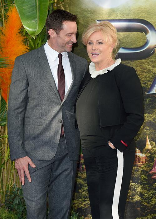 Hugh Jackman Celebrates 20th Wedding Anniversary