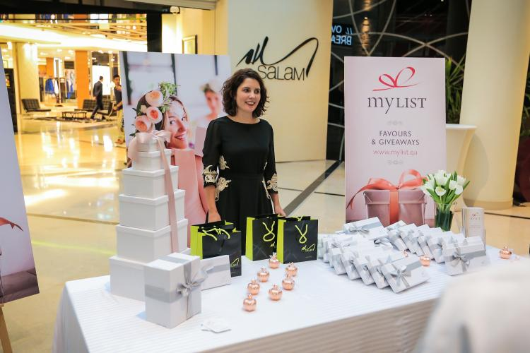 MyList Online Gift Registry in The Middle East Now Available in Qatar