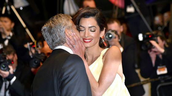 What Did Amal Alamuddin Get George Clooney On His Birthday?