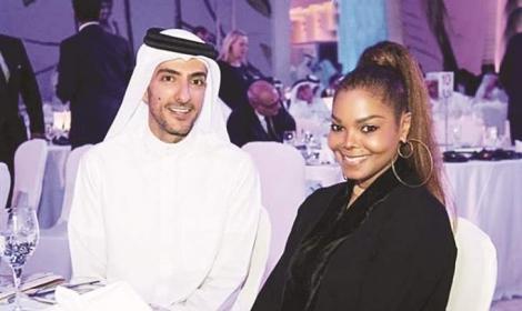 Janet Jackson Pregnant From Qatari Husband