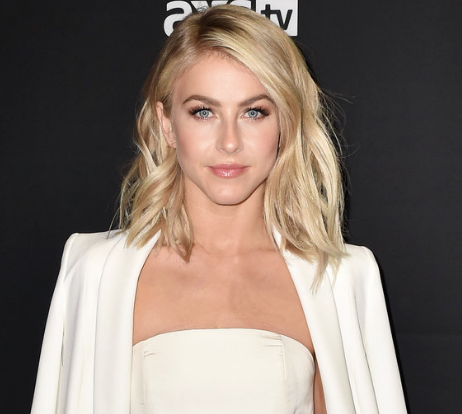 Julianne Hough Talks About Her Wedding Plans