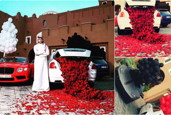 Saudi Husband's Surprise to His Wife Goes Viral